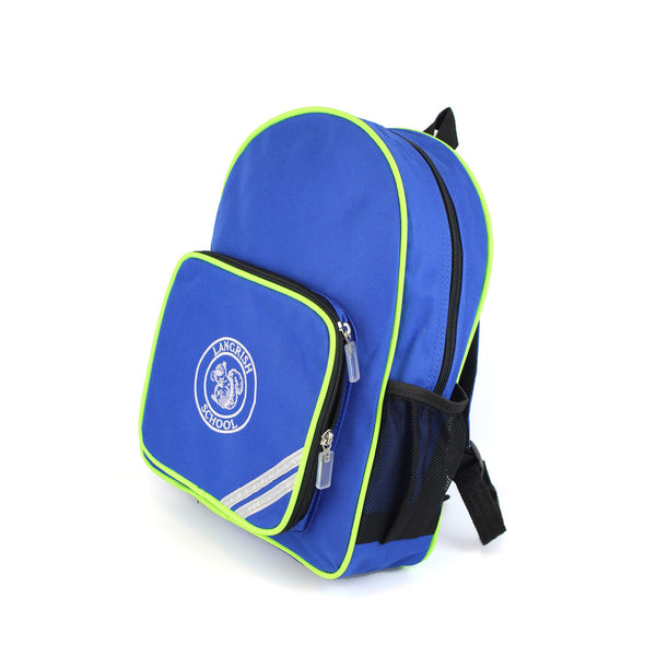 Langrish Hi Vis Infant Back Pack