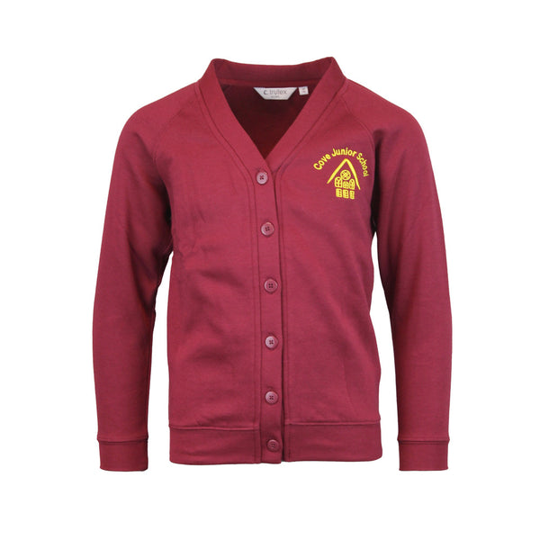 Cove Juniors Cardigan by Trutex