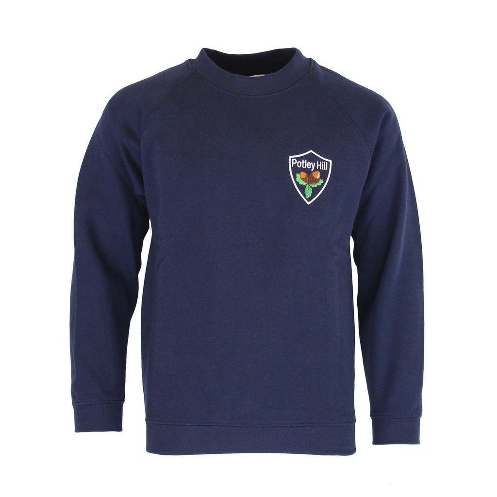 Potley Hill Primary Sweatshirt by Trutex