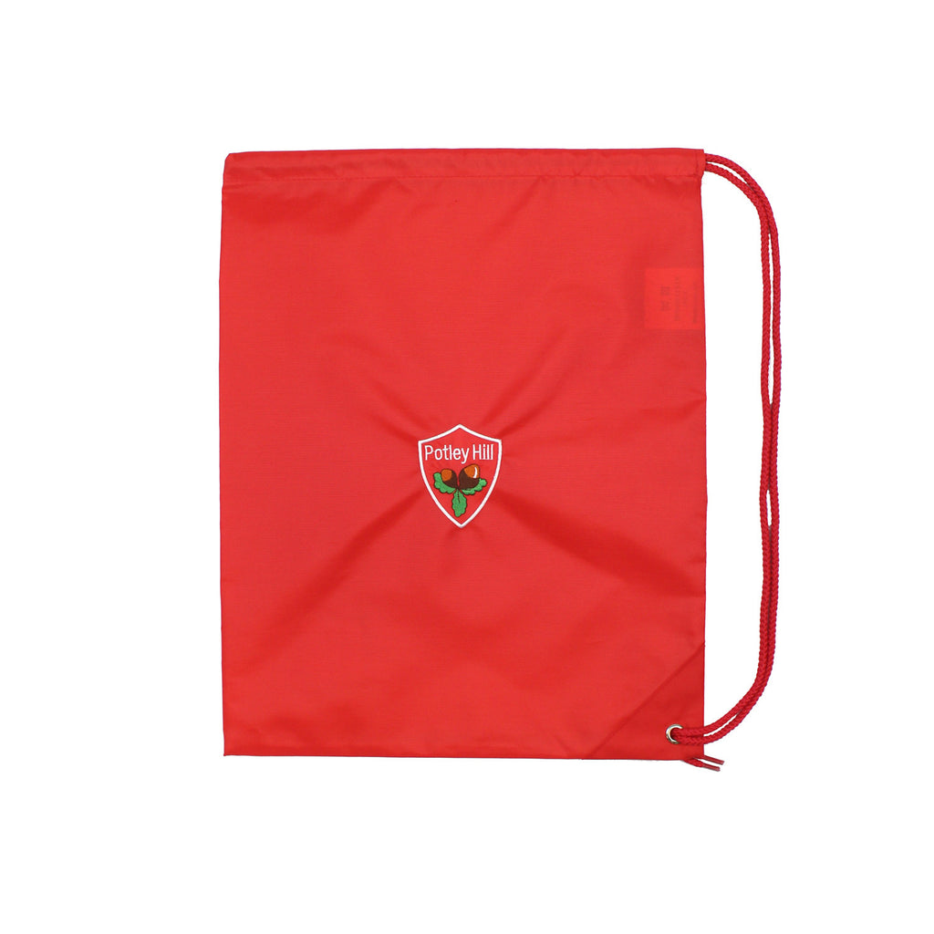 Potley Hill PE Bag - Red