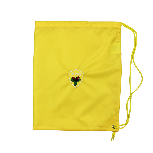 Potley Hill PE Bag - Yellow