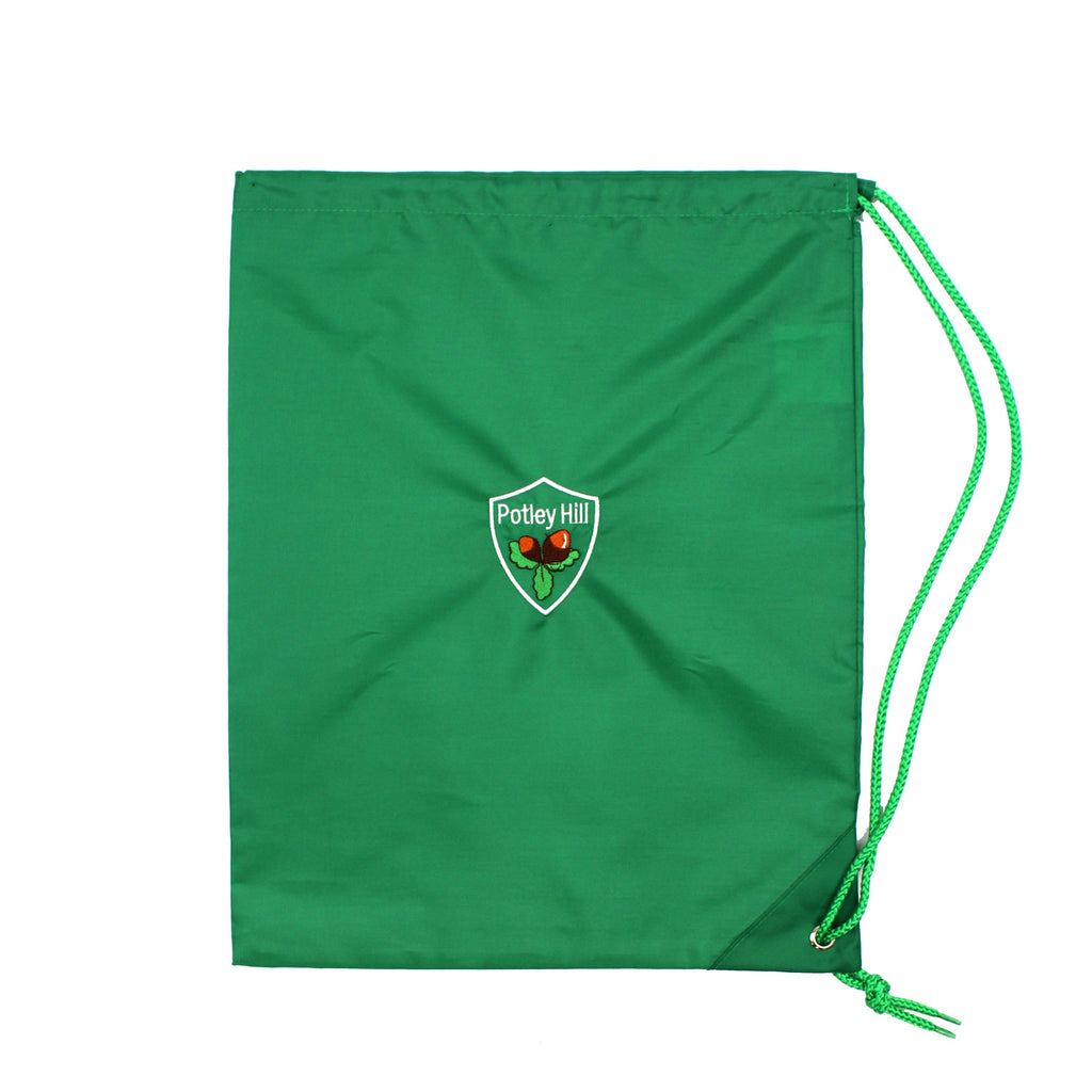 Potley Hill PE Bag - Green