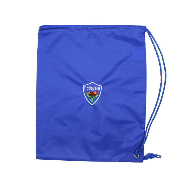 Potley Hill PE Bag - Blue