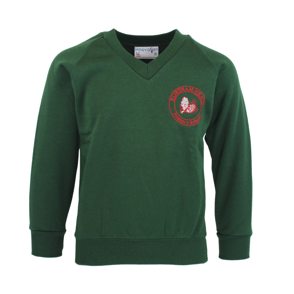 Elvetham Heath V Neck Sweatshirt