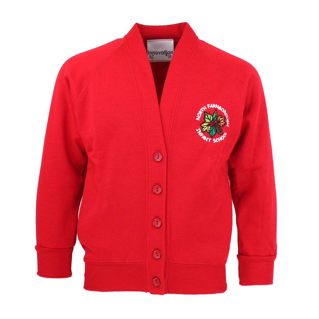 North Farnborough Cardigan