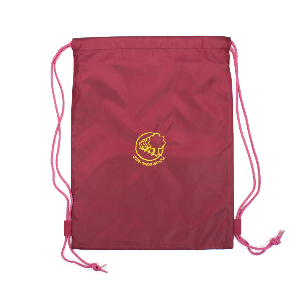 Cove Infants PE Bag