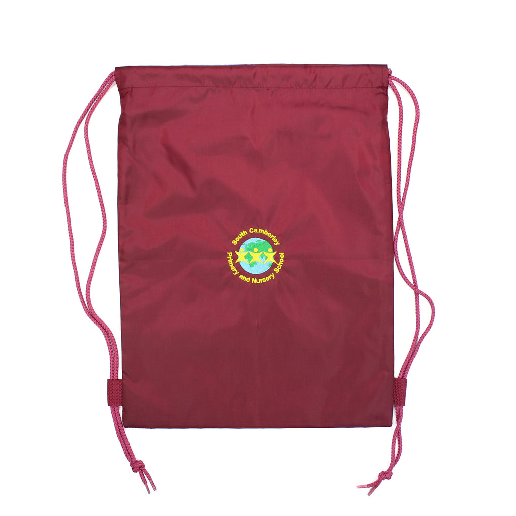 South Camberley Primary PE Bag