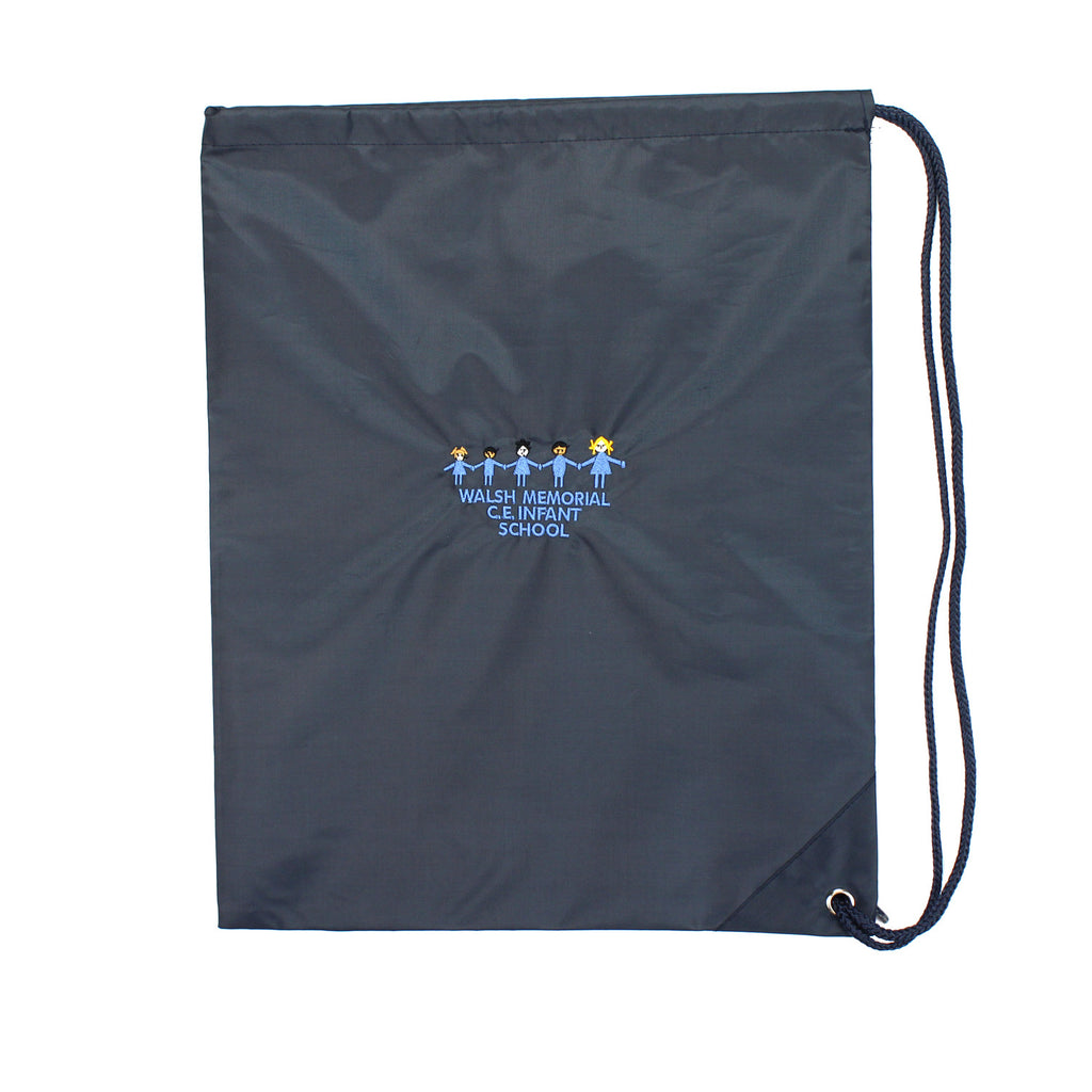 Walsh Memorial Infants PE Bag