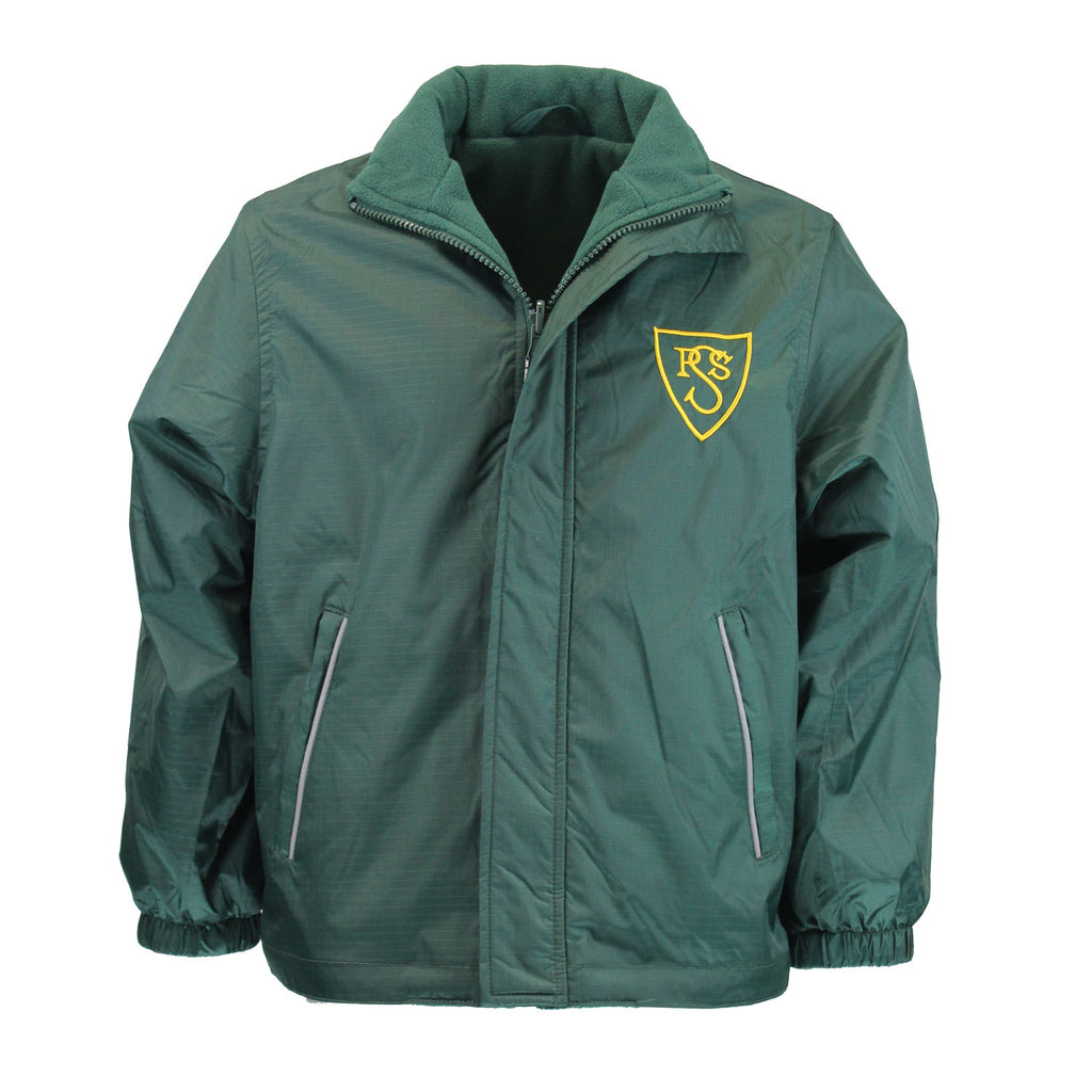 St Patrick's Reversible Jacket