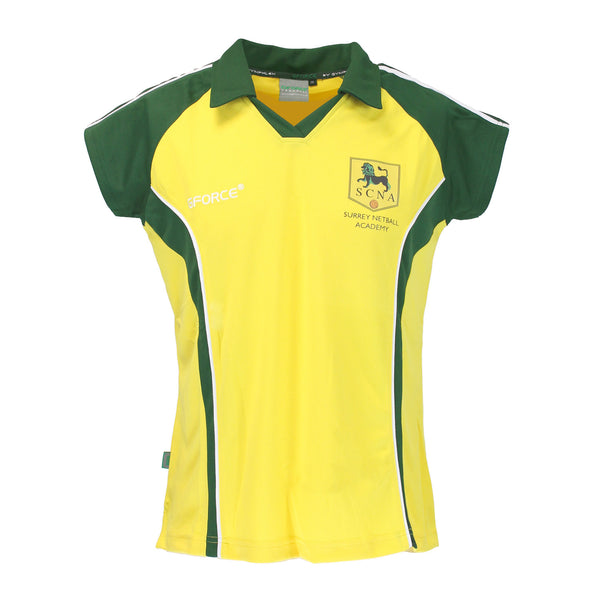 Surrey County Netball Academy Sports Shirt