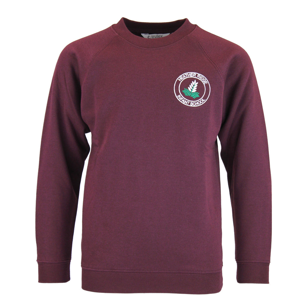 Heather Ridge Sweatshirt by Trutex