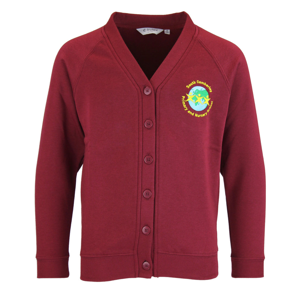 South Camberley Primary Cardigan by Trutex