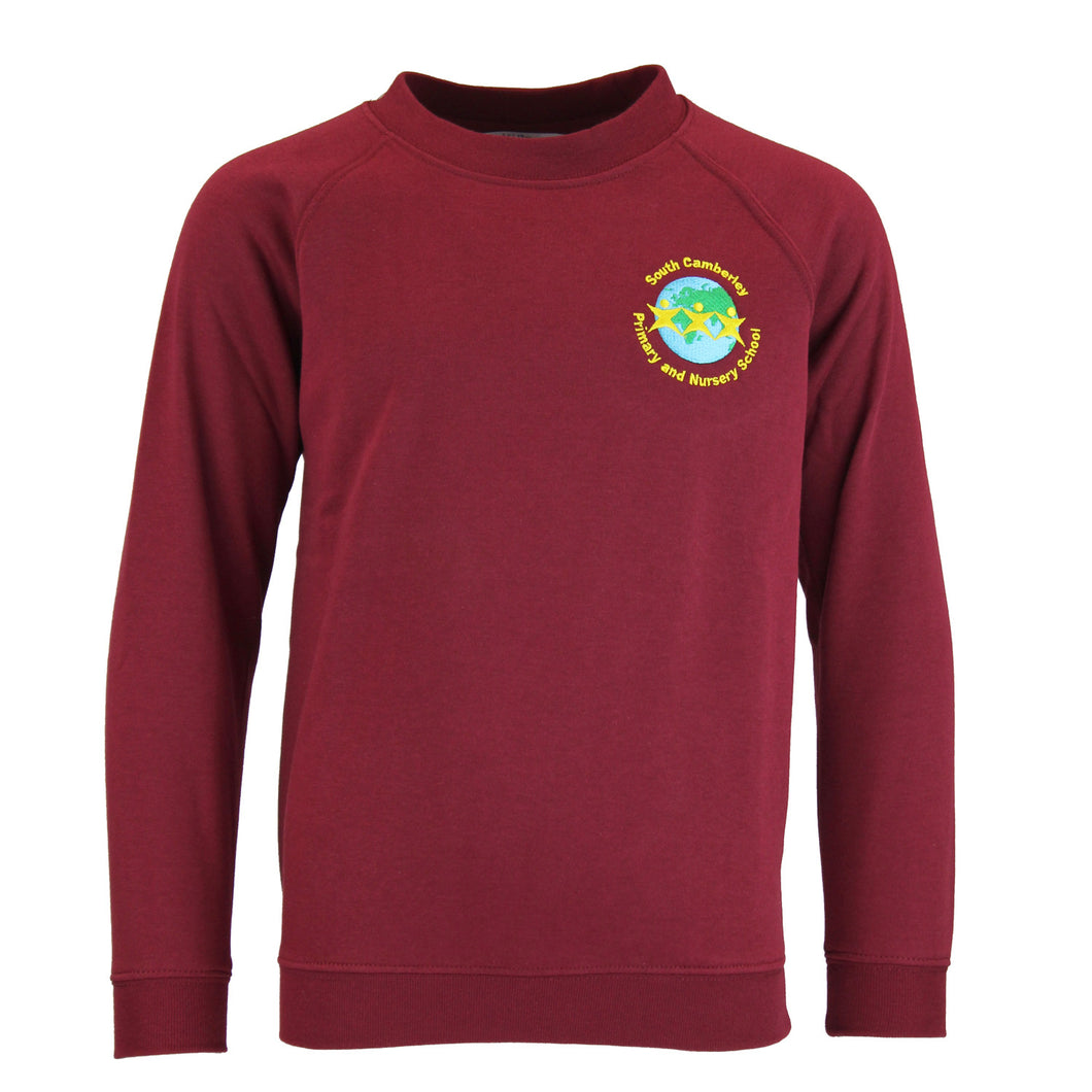South Camberley Primary Sweatshirt by Trutex