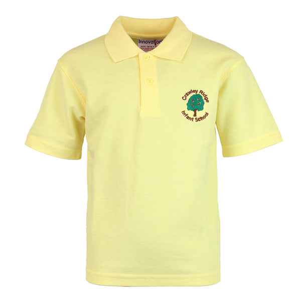 Crawley Ridge Infants Polo Shirt