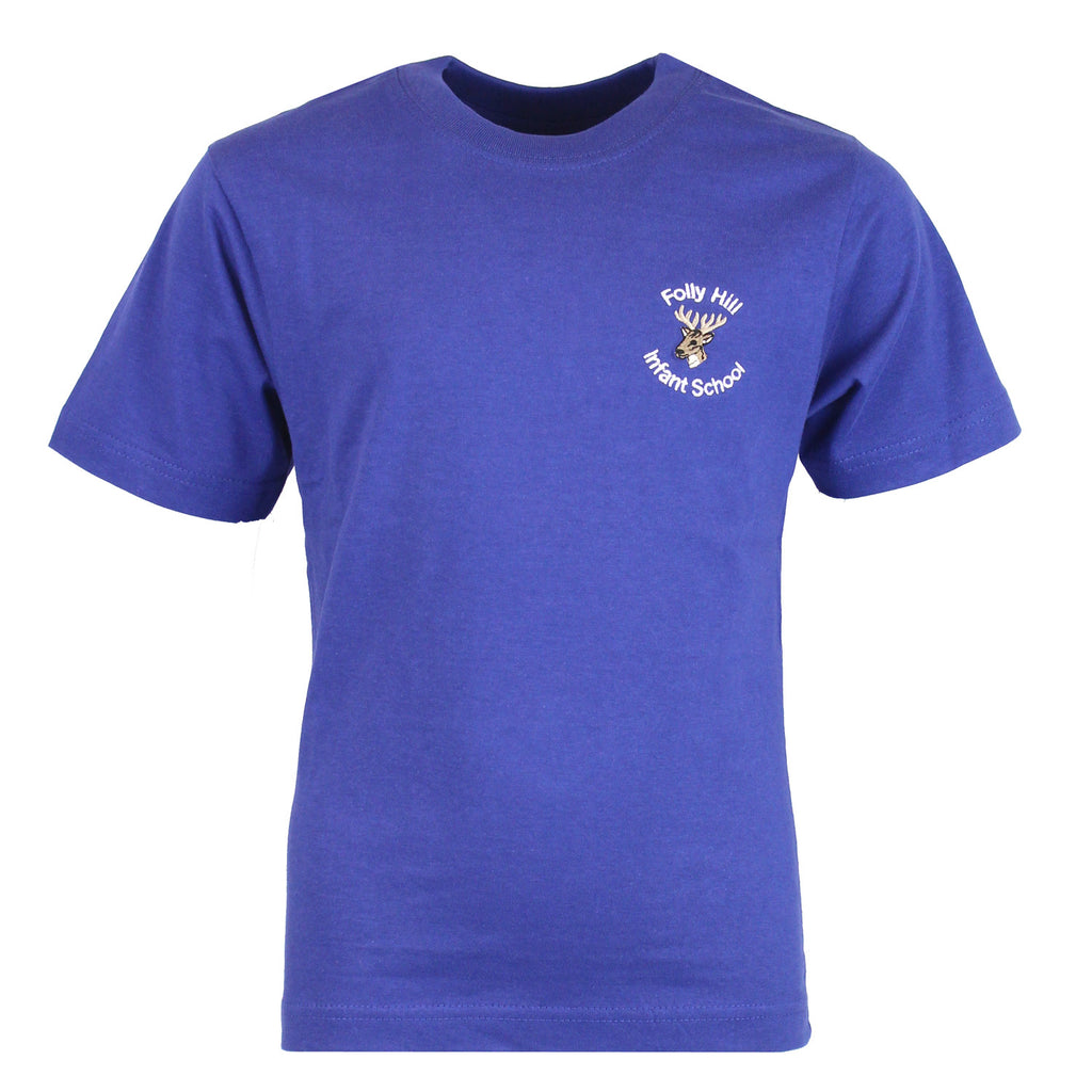 Folly Hill PE T-Shirt