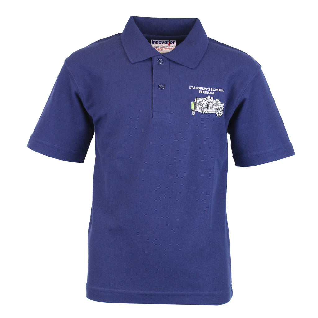 St Andrew's Polo Shirt
