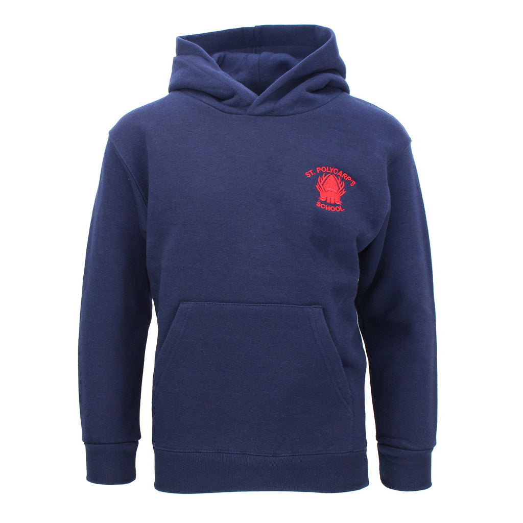 St Polycarps Hooded Top