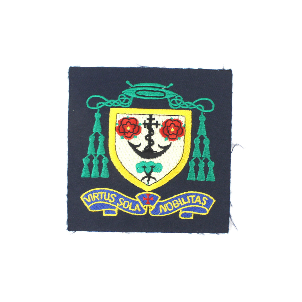 Vintage Salesian College, Farnborough, Blazer Patch