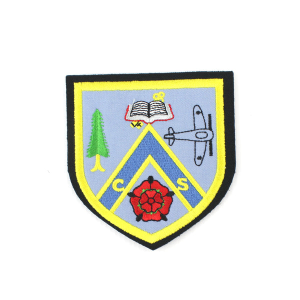 Vintage Cove School Badge