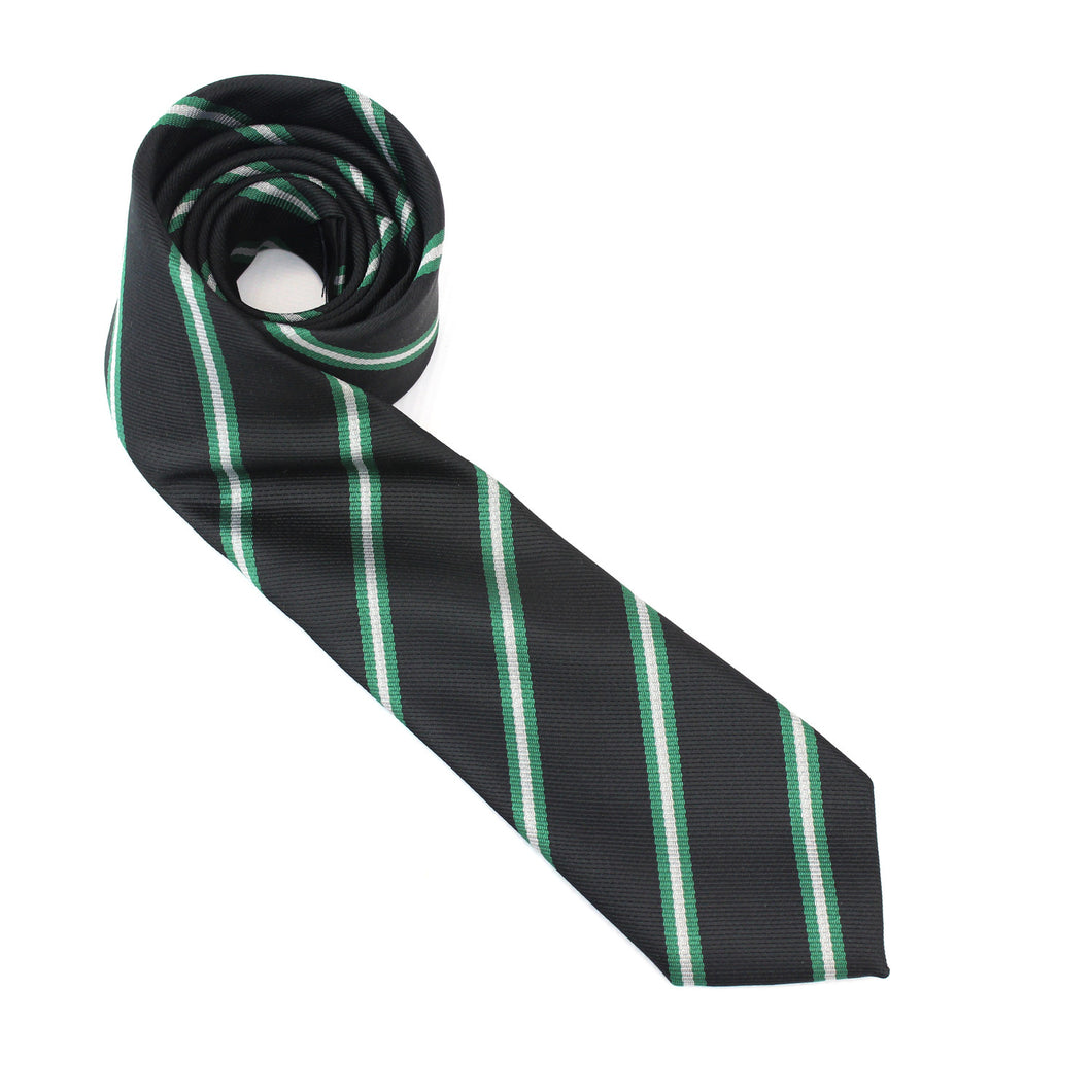 Vintage Oak Farm Senior School Tie, Farnborough