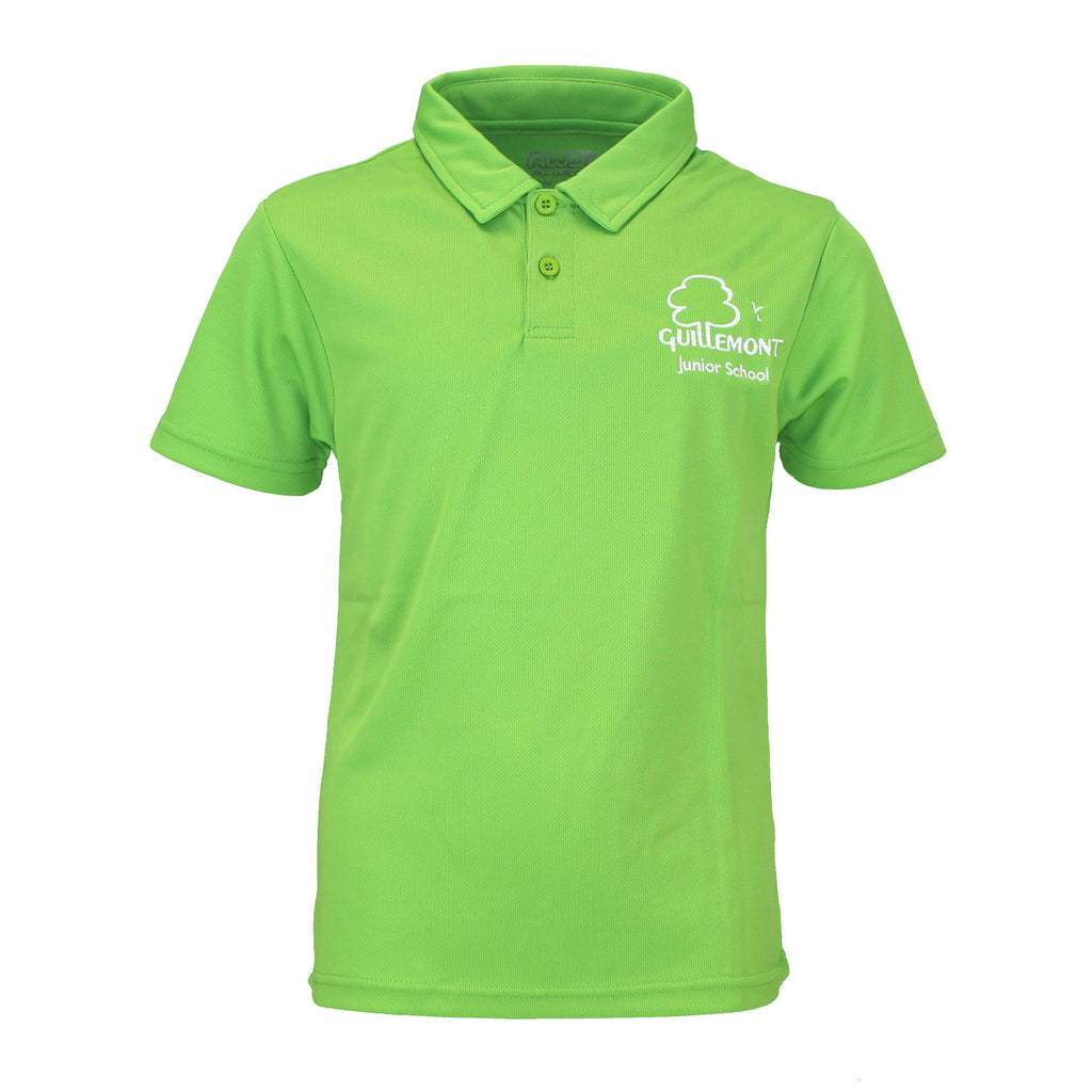 Guillemont Junior School Shilling Green PE Polo Shirt