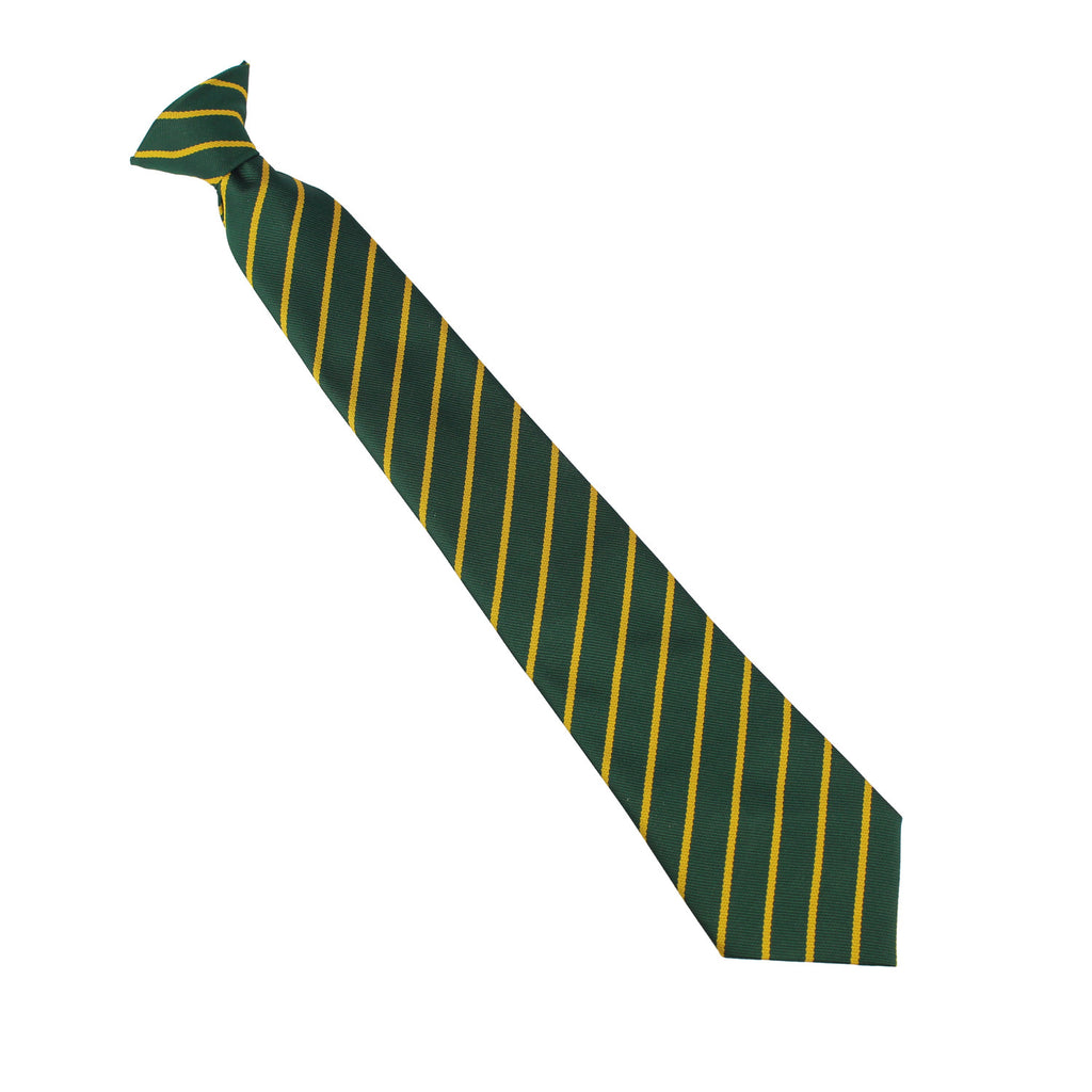 Abbey School Clip On Tie
