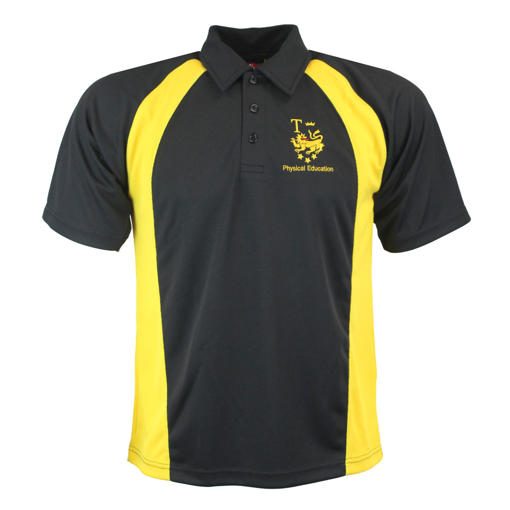 Tomlinscote Sector Sports Polo by Akoa