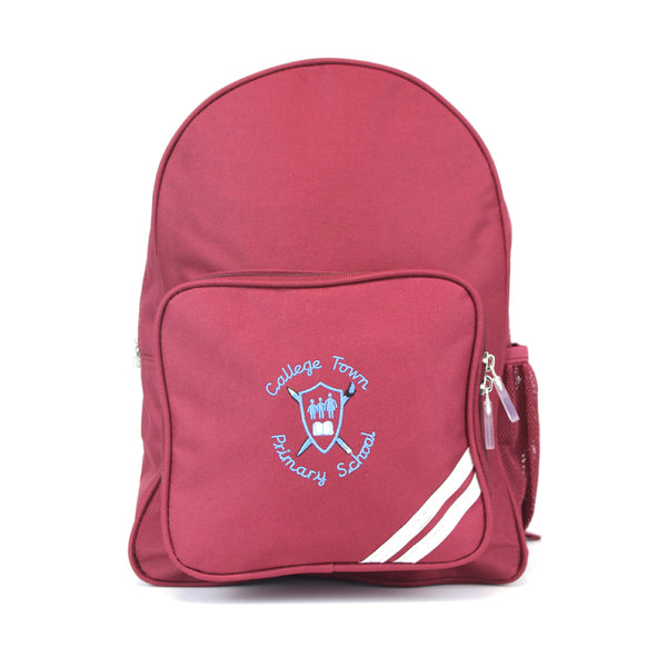 College Town Primary Back Pack
