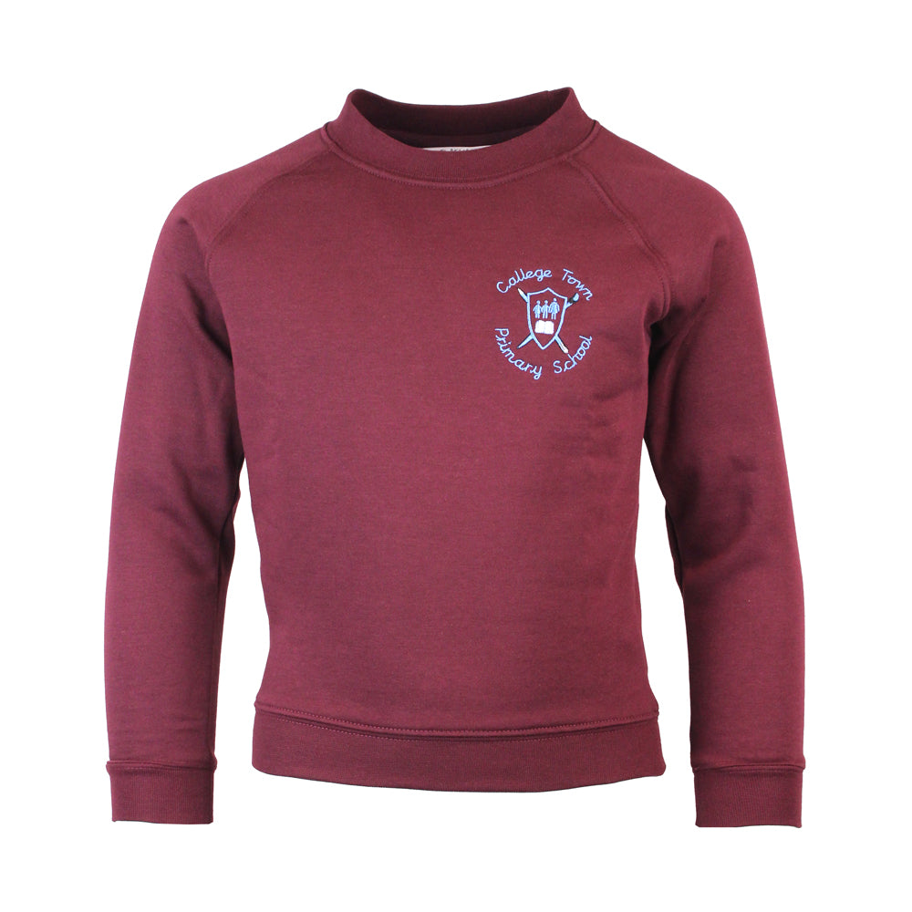 College Town Primary Sweatshirt by Trutex
