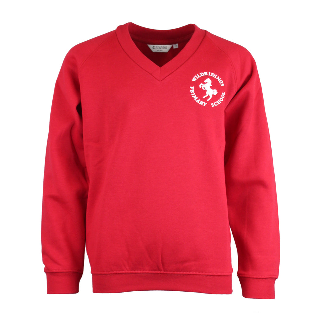 Wildridings Primary Sweatshirt by Trutex
