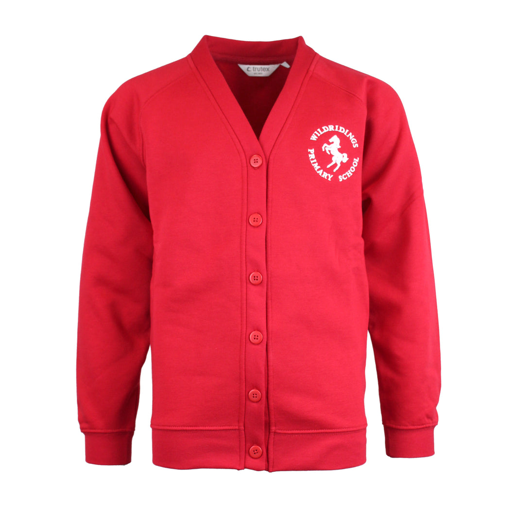 Wildridings Primary Cardigan by Trutex