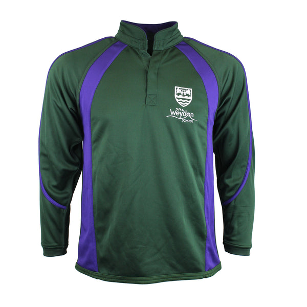 Weydon River Rugby Top by Akoa