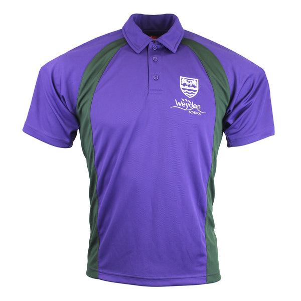 Weydon Castle Sports Polo by Akoa