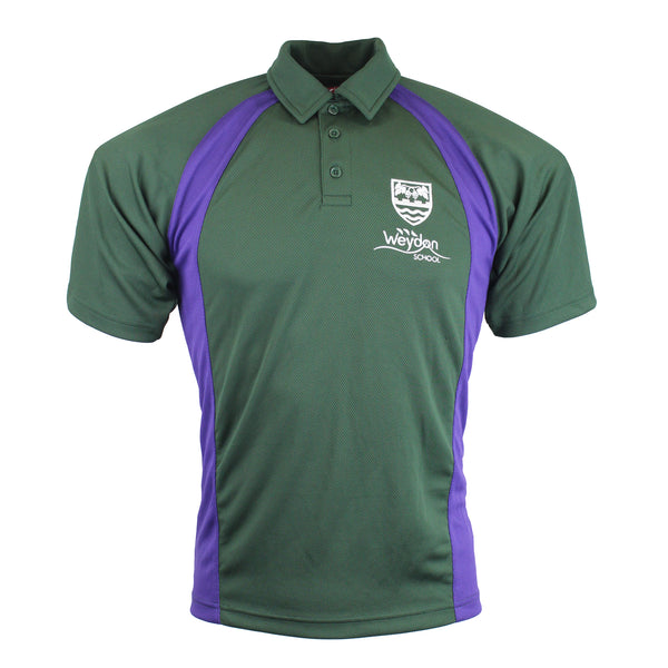 Weydon River Sports Polo by Akoa