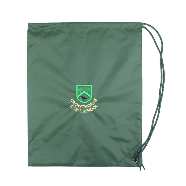 Crowthorne C of E PE Bag