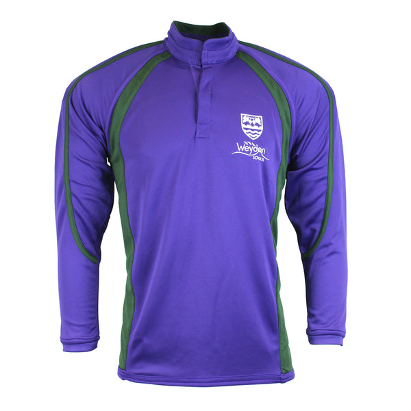 Weydon Castle Rugby Top by Akoa