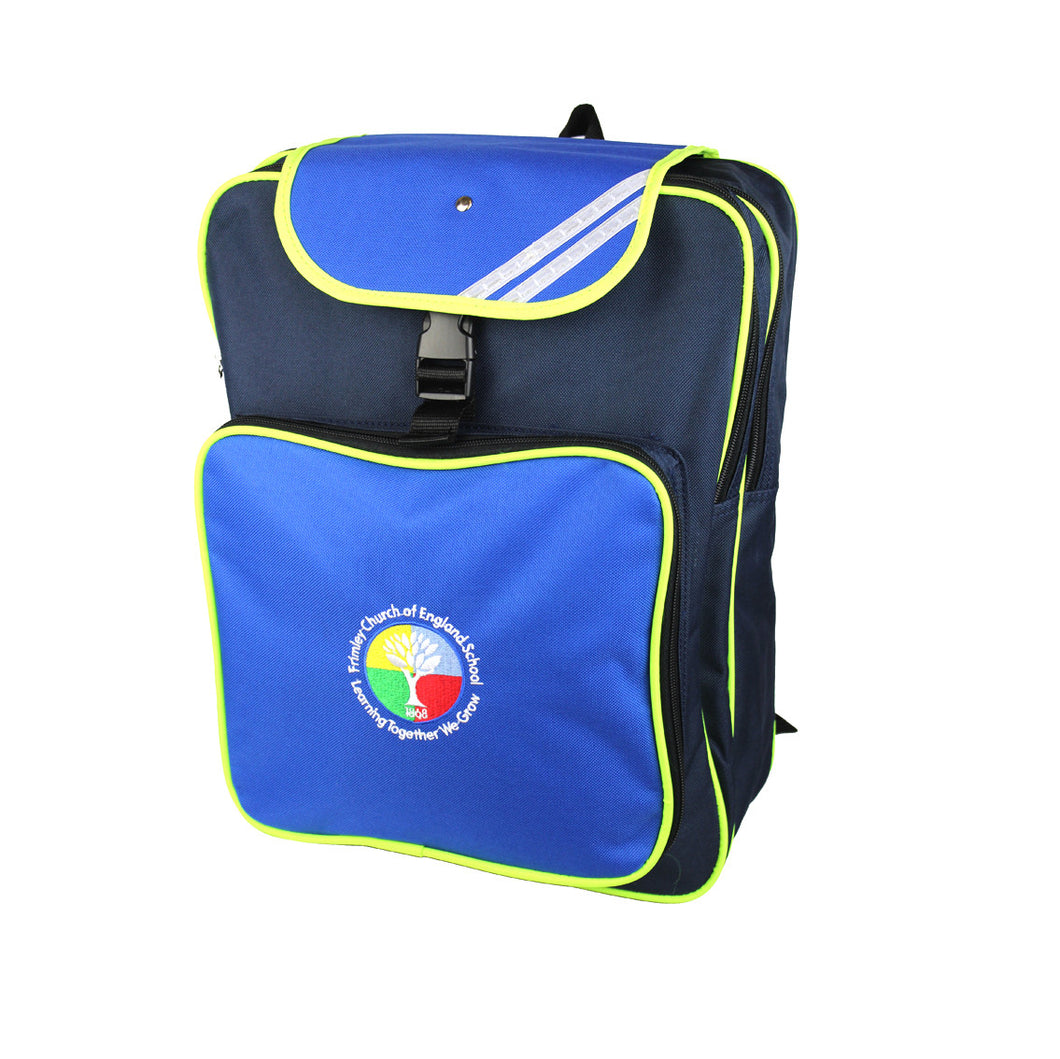 Frimley C of E Back Pack