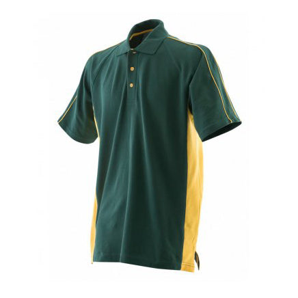 Surrey County Netball Coaches Polo 100% Cotton