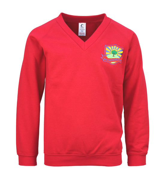 New Scotland Hill Sweatshirt by Trutex