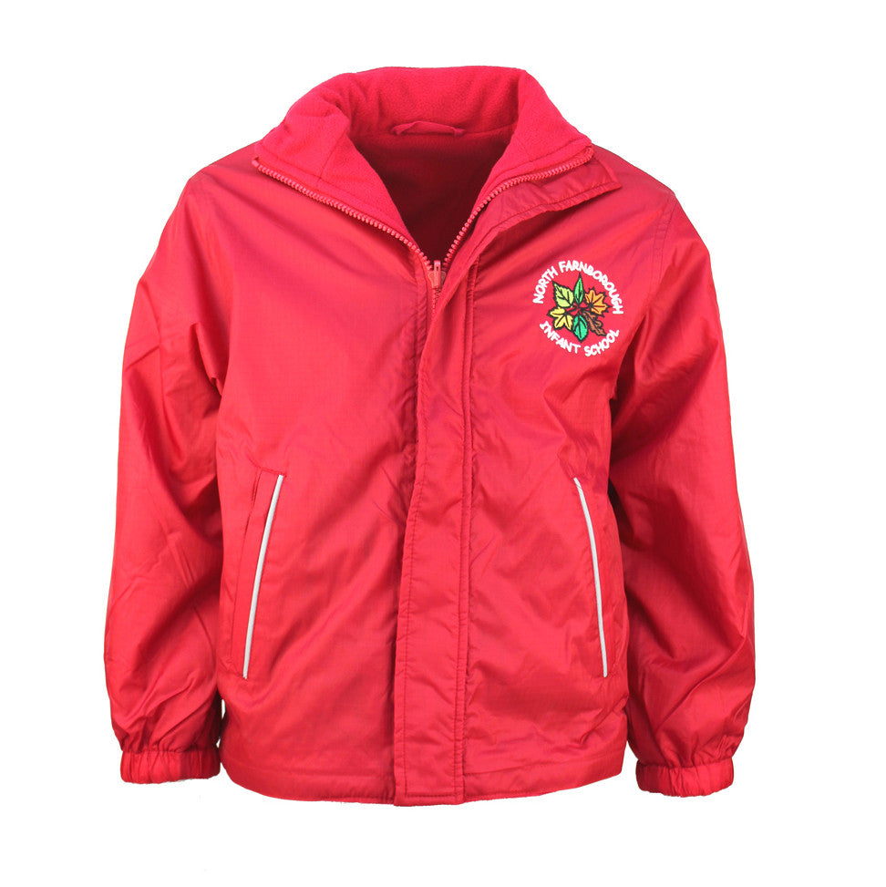 North Farnborough Reversible Jacket