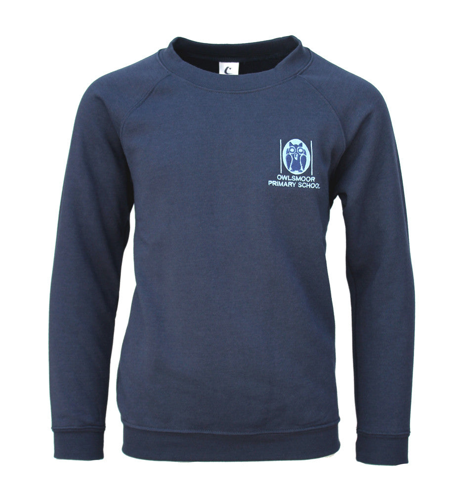 Owlsmoor Round Neck Sweatshirt by Trutex
