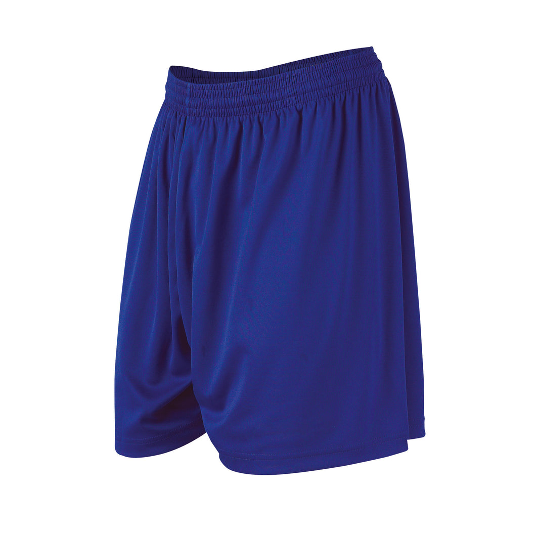 Mitre Royal Blue Sports Shorts