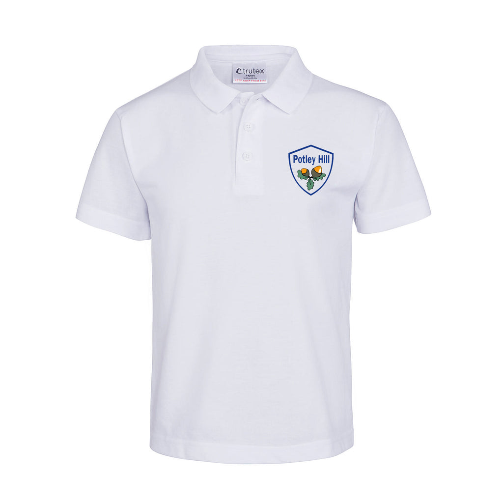 Potley Hill Primary Polo Shirt by Trutex