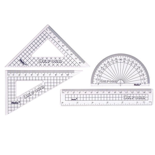 Oxford Small Geometry Set