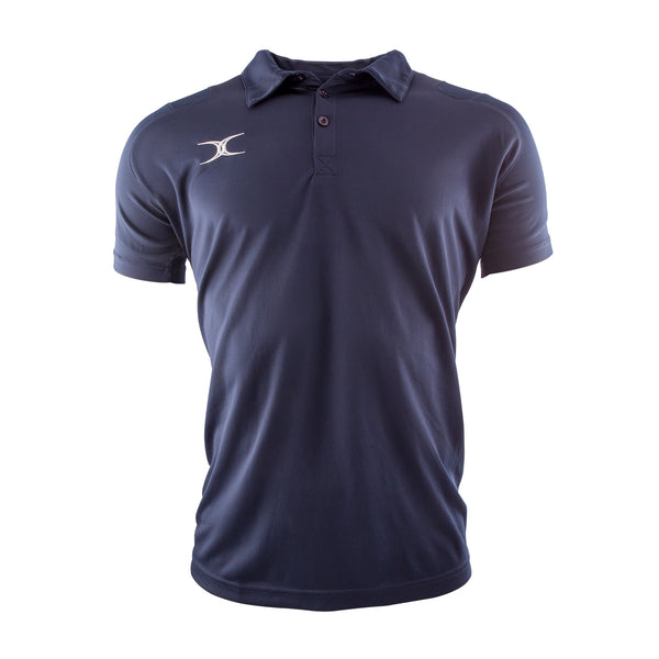 Adult Gilbert Vapour Action Polo Shirt - Dark Navy