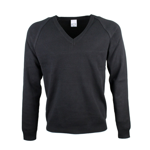 Performa 50 Black Pullover by Rowlinson