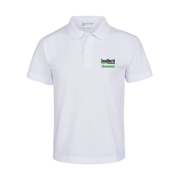 Sandhurst School Summer House Polo Shirt - Gemini