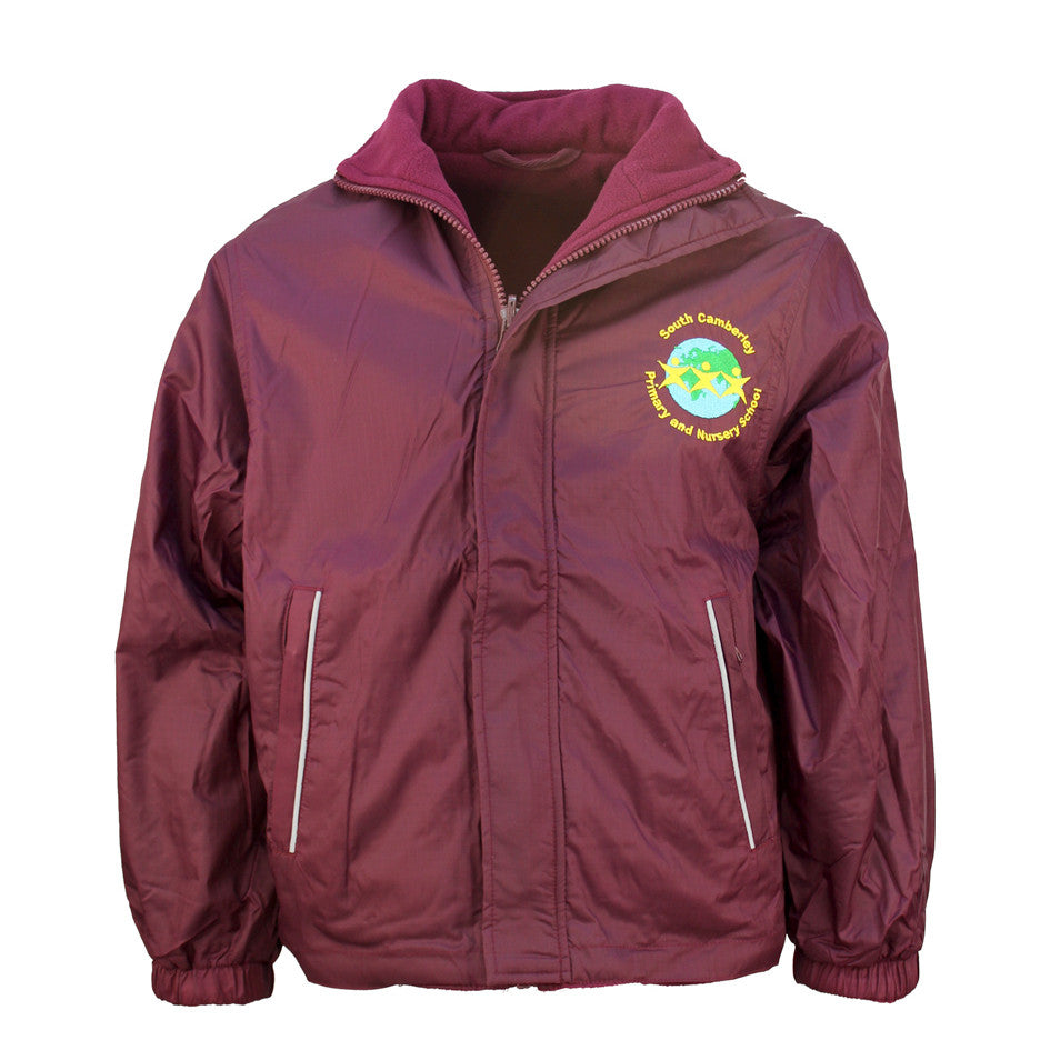 South Camberley Primary Reversible Jacket