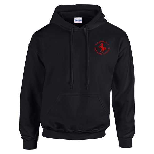 Wildridings Pe Hooded Top