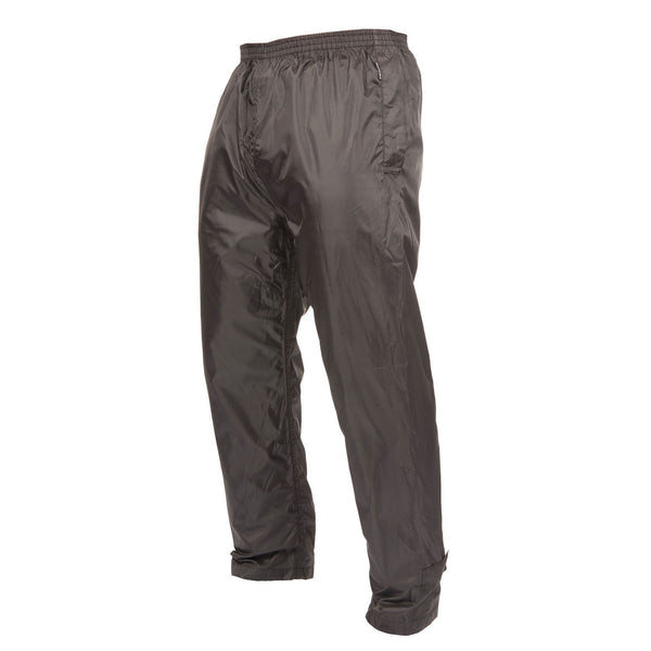Mac in a Sac Mini Origin Waterproof Packaway Overtrousers - Jet Black